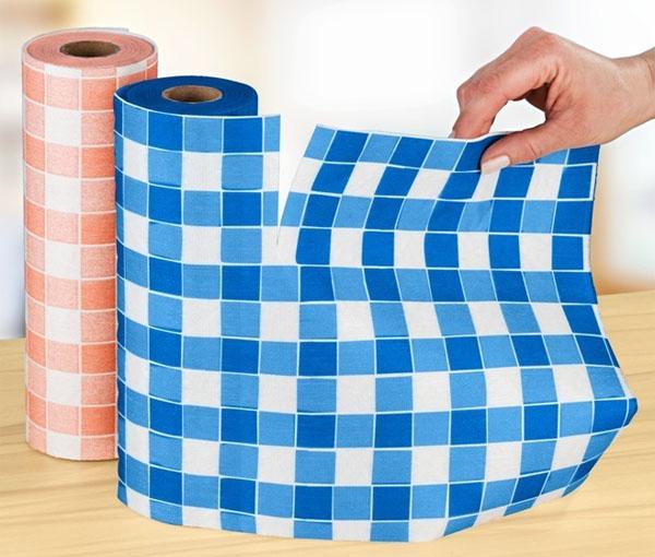 600 Stück Papierservietten Servietten für Party Imbiss Kindergeburtstag kariert